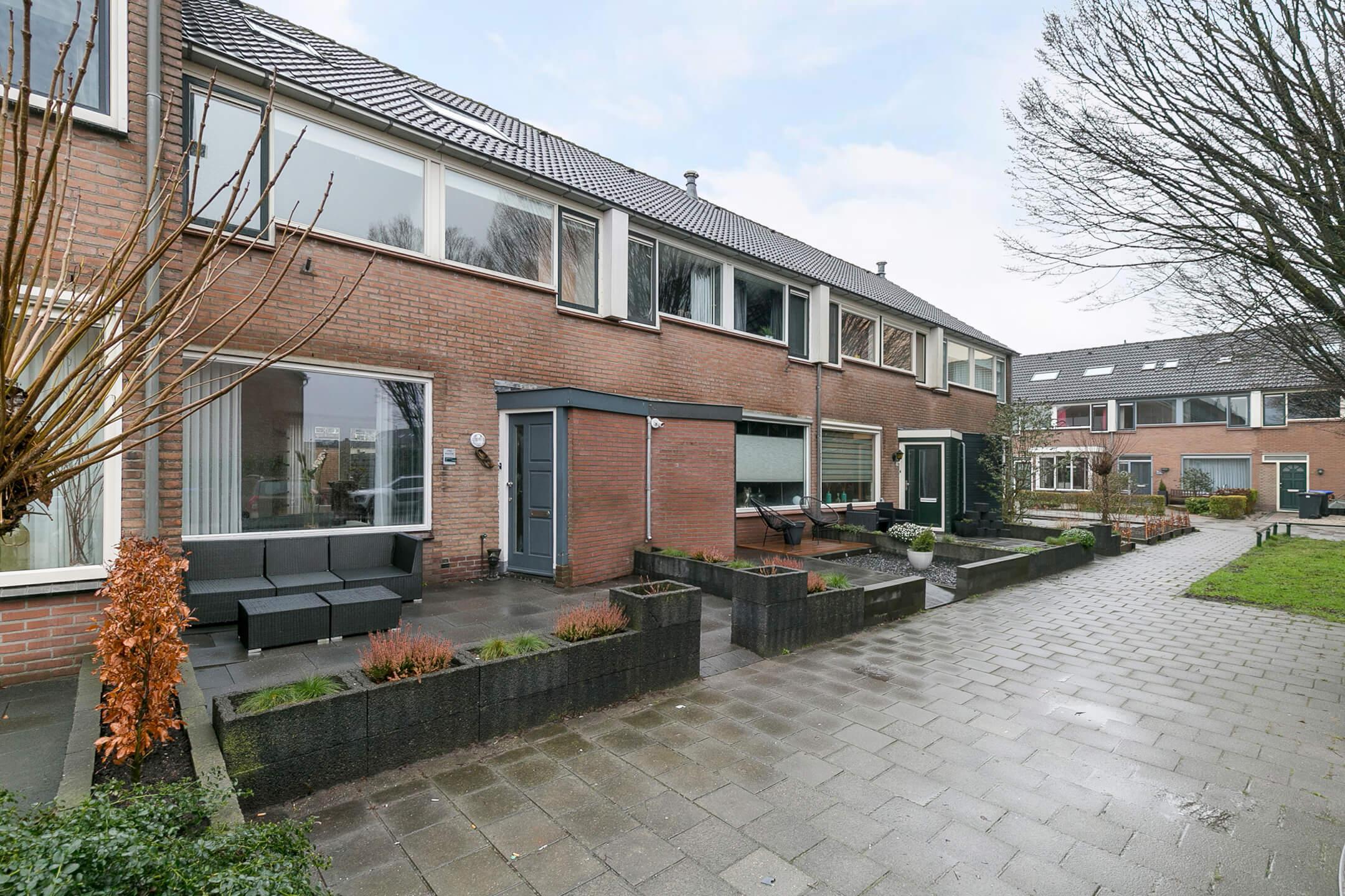Huis verkocht door Dina voor Lindsay & Maarten